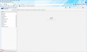 Logo UŚ ipoczty. Ikonki: powrotu doskrzynki odbiorczej, książki adresowej. ustawień, wylogowania. Zakładki: preferencje, foldery, tożsamości, odpowiedzi, filtry, nieobecność, hasło, oprogramie. Wybrana zakładka foldery. Wbloku foldery lista dostepnych folderów, kliknięcie wznak plusa umozliwia dodanie kolejnego.